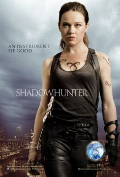 Isabelle Lightwood- The Mortal Instruments series by Cassandra Clare