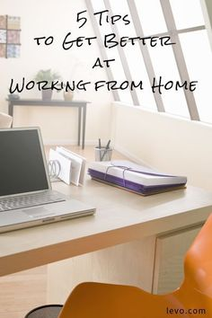 Whether you're new to the home office or well into your freelancing career, here are five tips to improve your habits.