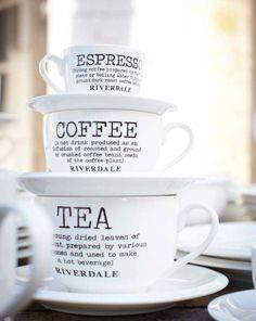 Riverdale Espresso, Coffee and Tea
