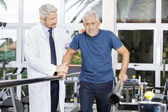 hvis patienterne også får en svag strøm i hjernen, virker Genoptræningen efter en blodprop / hjerneblødning bedre,  viser en ny dansk undersøgelse. (Foto: Shutterstock)