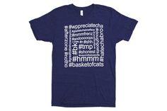 Hashtag T-Shirt | Ten Minute Podcast | Online Store & Merchandise