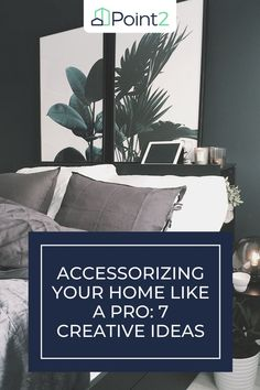 When it comes to making a room as eye-catching as the ones you see in magazines, it's all in the accessories. If you can't quite seem to get that picture-perfect vignette, or maybe you have a room that feels like it's missing something, don't worry, all is not lost. Here are seven tips to help you accessorize like a pro and make every room look photo-ready. Home Design Decor, House Design, Home Decor, Like A Pro, Vignettes, Things To Come, Creative, Room, Magazines