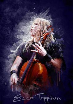 Eicca Toppinen by akvaMarinka Ooo. I like that.