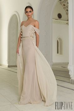 Abed Mahfouz Fall-winter 2014-2015 - Couture