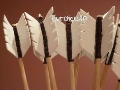 Kuroicosp: Yuko + Exion: Tutorial: Princesa Merida Arco, flechas y carcaj (BRAVE) // Princess Merida Bow, arrows and quiver (BRAVE)