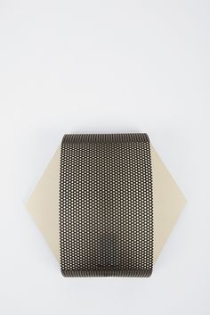 Hexagon Perforated Sconce | Lawson Fenning