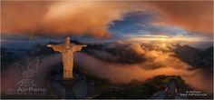 Christ redempteur Panorama