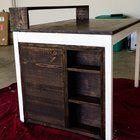 First DIY - Gaming Desk. Gaming Desk, Desks, Games, Diy, Home Decor, Mesas, Decoration Home, Bricolage, Room Decor