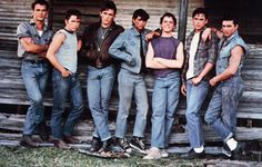 the outsiders film review, stay gold ponyboy!