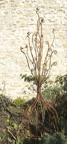 Straysparks - Creative Metalwork for the garden