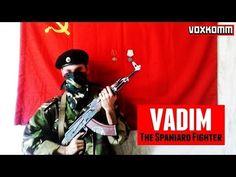 Guerra na Ucrânia - Vadim, voluntário espanhol na Novarrússia