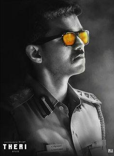 Vijay HD Images and Drawing Sketches -