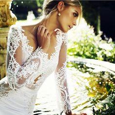 Exquisite  #weddingdressdiaries http://nadhaweddingfashion.com