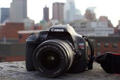 Câmera fotográfica, como escolher?