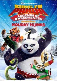 Kung Fu Panda Legends of Awesomeness: Holiday Hijinks, Movie on DVD, Family Movies, Kids Movies, new movies, new movies on DVD