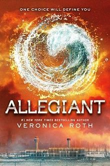 Allegiant by Veronica Roth: The dual-sided story telling was confusing as both people had the same voice.