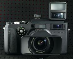 Hasselblad XPAN with 5.6/30 Aspherical lens