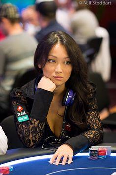 Giada Fang este unul dintre cei mai noi membri in echipa PokerStars Team Online