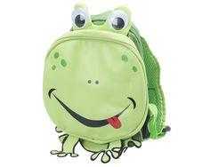 3D Frog Jnr Backpack 19914