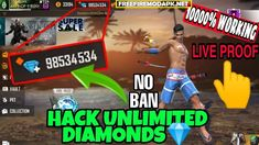 Are you looking for Free fire diamonds hack Apk? Get unlimited diamonds free of cost on your Android and iOS devices. It is free of cost and easy to use. Episode Free Gems, Safe Games, Free Characters, Play Hacks, App Hack, Free Android Games, Gaming Tips, Android Hacks, Free News