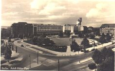 Theodor-Heuss-Platz 30er Jahre