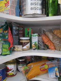 How to Stock a Vegetarian Pantry via www.wikiHow.com