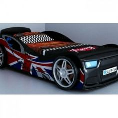 GT sport racing car bed