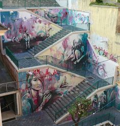 RT @StreetArtDream: an incredible awesome street corner by Alice Pasquini in Salerno Italy #StreetArt #Art #Beauty #Corner #Girls #Colors #Details #ScenesOfLife #Graffiti #Mural #Salerno @alicepasquini https://t.co/FQ5aJOYuwj
