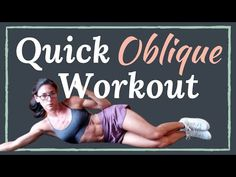 Lose your love handles with this ab workout routine. The best oblique workout for a flat stomach and toned abs. Lose your love handles with this ab workout routine. The best oblique workout for a flat stomach and toned abs. 6 Pack Abs Workout, Flat Abs Workout, Oblique Workout, Abs Workout For Women, Home Exercise Routines, Abs Workout Routines, Workout Videos, At Home Workouts, Intense Ab Workout