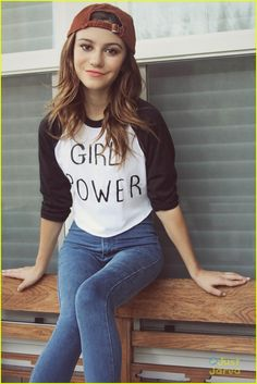 G Hannelius To Host Style Club Slumber Party Tonight!: Photo #880684. G Hannelius shows off her cute style in these new shots from her GbyG collection from The Style Club.    To celebrate the launch of the collection, the 16-year-old…