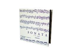 CD Hülle Notenblatt / CD Cover Sheet Music