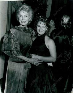A young #DrewBarrymore seen at the American Cinema Awards held at Beverly Wilshire in 1987.