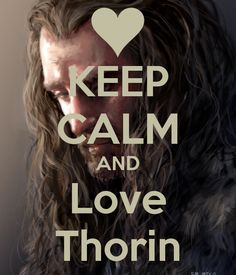 Thorin Oakenshield                                                                                                                                                                                 More