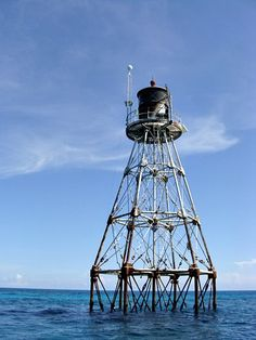 unusual Lighthouses | Tennessee Reef Off Long Key State Park Is Full Of Dive Adventures