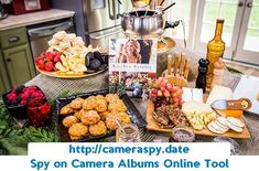 . Home and Family - #CountdowntoChristmas Recipes - Ali Larter's Pancetta Gougères  