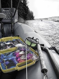 Intruder Box by moldychum,  recommended by http://www.fishinglondon.co.uk/