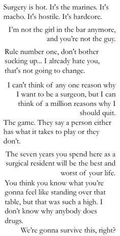 Grey's Anatomy//