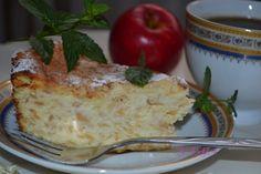 Яблучний сирник