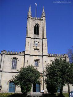 Windsor Parish church brass rubbing centre
