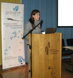 Teresa Vieira (P), Associação das Termas de Portugal