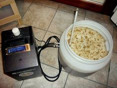 Temperature control during fermentation is a key factor for the perfect homebrew—and is something that is mandatory if you would like to brew like a pro—and that's a perfect fit for the Arduino.