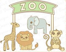 April 6, 2015. Today's letter was from some of the animals from the zoo!