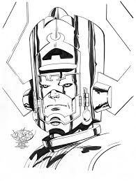 Lapiz Dibujos De Galactus Búsqueda De Google John Byrne Spiderman Art Sketch Comic Art Fans