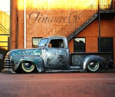 Chevy 3100 - Promoted by Old Southern Souls