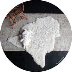 white lambskin from Gotland .:serendipity.fr:.