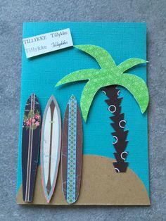 Diy kort til surferfreaken