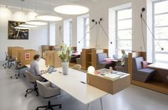 vitra office headquarter bouroullec - Google Search