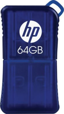Staples®. has the HP 64GB USB 2.0 USB Flash Drive (Blue) you need for home office or business. FREE Shipping on all orders over $45, plus Rewards Members get 5 percent back on everything!