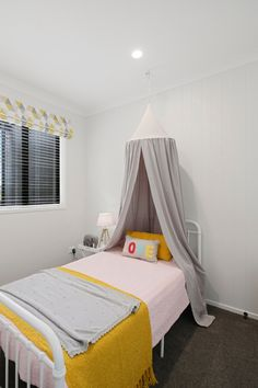 Kids room design made a little more special with HardieGroove Linings by James Hardie James Hardie, Kids Room Design, Flat Sheets, Interior Inspiration, Toddler Bed, Interiors, Wall, Furniture, Home Decor