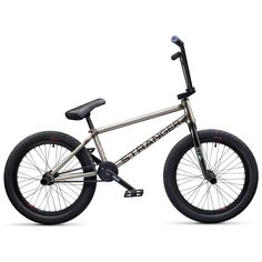 When you want a complete bike that will hold up to anything, Stranger has created the Ballast Evo bike that features a complete list of aftermarket parts from Primo and Stranger. Sunday Bmx, Bmx Street, Pro Bike, Aftermarket Parts, Bmx Bikes, Skate Park, Bicycle, Skateboards, Biking